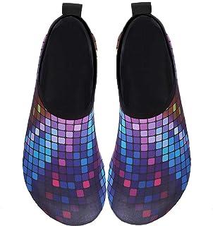 YCLPQQ 水鞋赤脚靴速干水瑜伽袜一脚蹬游泳潜水男女士
