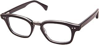 Dita INTELLIGENTE DRX-2050-A-BLK-SLV-48 眼镜 哑光黑-黑色漩涡 - 古银色 48mm