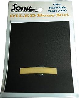 Sonic OB-01 OILD BONE NUT FENDER STYLE
