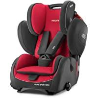 德国RECARO Young Sport Hero儿童安全座椅超级大黄蜂 2017款-赛车红色(德国进口,香港直邮)适用…