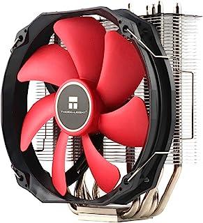 Thermalright TA-140 侧流 CPU 冷却器,带 42 毫米薄散热器