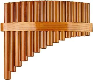 中国传统乐器 15 根管盘长笛 C 钥匙盘管木管乐器(右手)