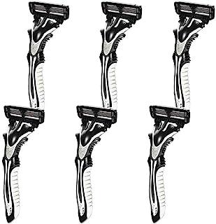 多乐可 轻便简易型剃须刀3支装6层刀片 SXA100-3B