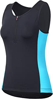 beroy 女式铁人三项短裤,带 3D 凝胶垫,女孩骑行短裤