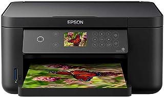 EPSON 爱普生 Expression Home XP-5105打印/扫描/复印Wi-Fi打印机,黑色,Amazon 快速补充服务