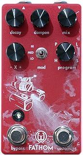 Walrus Audio Fathom 多功能混响器,限量版红色(Gear Hero *)