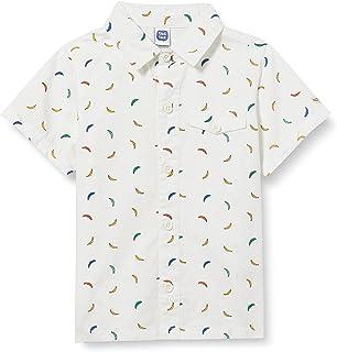 Tuc Tuc 男婴 Camisa Popelín Tropicool 衬衫