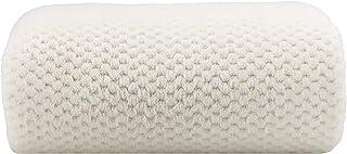 YTYC 毛巾,39x78 英寸超大浴巾套装,超柔软,高吸水性,酒店品质超大蓬松超细纤维珊瑚色浴巾 80% 涤纶(白色,1)