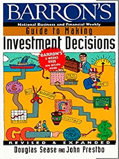 Barron's Guide to Making Investment Decisions: Revised & Expanded (English Edition)