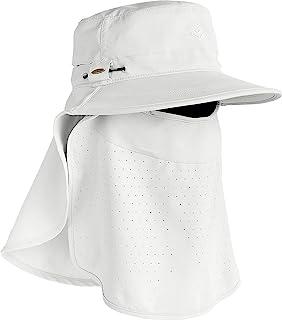 Coolibar UPF 50+ 儿童 Stevie Ultra 太阳帽 - 防晒