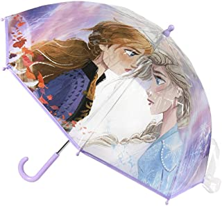 Cerdá 中性儿童 7029-511-lila-u 手动Poe 冰雪奇缘 2 雨伞,均码