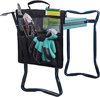 MioCloth 园艺手提袋 花园凳 跪垫 工具 悬挂袋 工具 收纳袋 园丁 礼品 长凳 收纳袋 座椅收纳袋 悬挂收纳袋 户外花园工具袋
