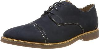 Clarks Atticus Cap 男式皮鞋 德比鞋