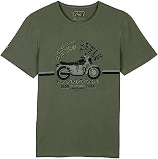 OXBOW M2tetrok 男士T恤 S Vetiver