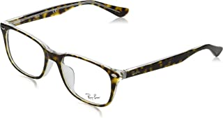 Ray-Ban 雷朋 Rx5375f 亚洲方形*眼镜架