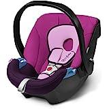 德国CYBEX婴儿提篮式儿童安全座椅Silver系列-Aton 蜜桃粉(适合初生-13kg,0-18个月宝宝,连续多年A…