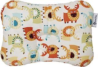 婴儿枕头 新生儿透气 3D 空气网状*棉 保护平头* 鹿家族