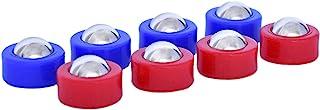 GoSports Shuffleboard and Curling 迷你滚轮替换装 8 个滚轮
