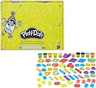 Play-Doh Hasbro E2542F03 大型揉面派对,揉面派对