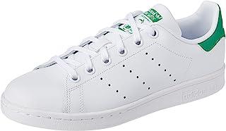 adidas Originals 中性儿童 Stan Smith J M20605跑步鞋