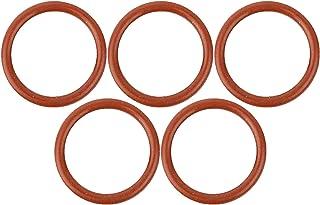 羽毛蝴蝶 SP A00104Q 售后市场 O 形圈(优质)适合 Porter 电缆 NS100A、NS150、BN125A 和 BN200A – 5 件/包