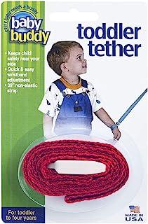 Baby Buddy儿童系绳 红色