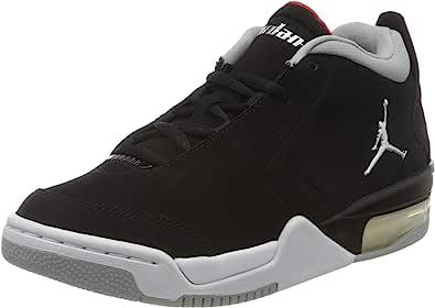Jordan 青年大号皮革合成运动鞋