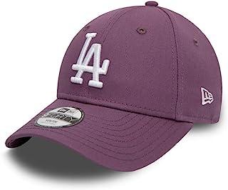 New Era 中性款儿童联盟基本款儿童 940 Losdod Lvd 帽子,深紫色,均码