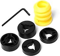 软阻尼块通用踏板改装套件适用于Logitech G25/G27/G29游戏赛车车轮*配件
