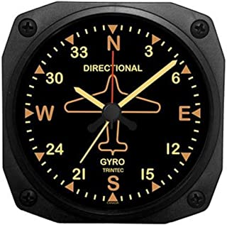TRINTEC Directional Gyro Alarm Clock DM62 (8.5cm尺寸)