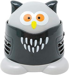 Allydrew 可爱便携式迷你真空吸尘器,适用于家庭和办公室 猫头鹰 A71750c