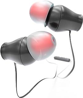无线蓝牙耳塞带麦克风耳机 - 适用于智能手机、平板电脑、笔记本电脑 - 蓝牙 5.0 磁性耳机 - *佳降噪耳机HeadphonesParent