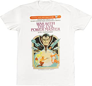 Out of Print Men's Choose Your Own Adventure T-Shirt