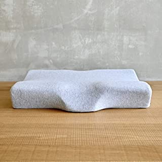 Cushion Lab 超密人体工程学颈枕 用于颈部支撑 - *轮廓枕 用于背部/侧*颈部* CertiPUR-US *泡沫枕 W/*棉套