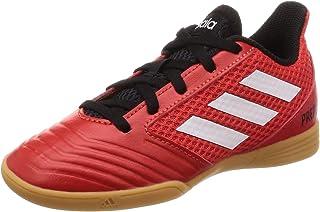 adidas 阿迪达斯中性儿童 Predator Tango 18.4 Sala 足球鞋