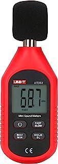 Unit 530134371 迷你数字声波器,红色