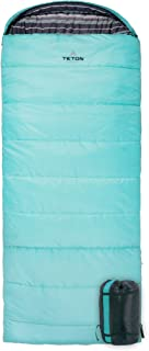 teton SPORTS celsius 常规 -18°C / 0°F 睡袋;免费压缩袋含