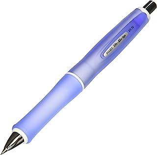 沃紫日本进口Pilot 百乐 Dr.Grip Frost Color防疲劳握手0.5mm顺滑自动铅笔 摇摇出铅 糖果色笔身 学生用品 创意文具 (蓝色)