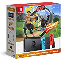 Nintendo 任天堂 Switch 健身环大冒险套组
