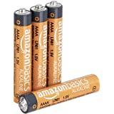AmazonBasics AAAA 日常碱性电池(4 节装)