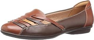 Clarks 女士 Gracelin Gemma平底乐福鞋