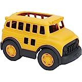 Green Toys SCHY-1009 玩具车,黄色