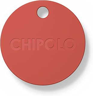 Chipolo Plus 2 G 蓝牙追踪器Ch-Cpm6-Rd-R  Rossp
