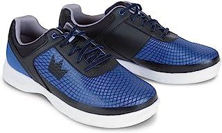 Brunswick Frenzy 男式保龄球鞋皇家蓝/黑色