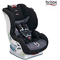 美版 Britax MARATHON ClickTight Convertible儿童安全座椅, VERVE 气魄灰(美…
