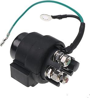 YIHETOP 电源修剪倾斜继电器 38410-94550 38410-94551 38410-94552 适用于铃木外板 DF40-DF140 4-冲程和 DT55-225HP 2-冲程