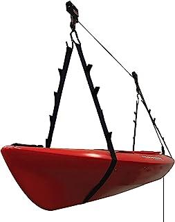 Extreme Max 3004.0204 皮亚克/独木舟/自行车/梯子喷气箱和升降装置,用于存放于商店或车库中 - 120 磅 容量
