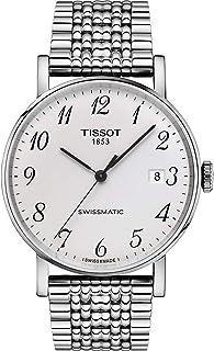 Tissot 天梭 中性款 Everytime Swissmatic - T1094071103200 灰色均码