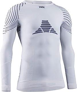 X-Bionic 男式 Invent 4.0 圆领长袖 T 恤