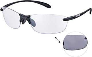 SWANS 【石川辽选手的常用品牌】日本制造 运动太阳镜 Airless Leaffit 轻量 (跑步 垂钓 户外 用)